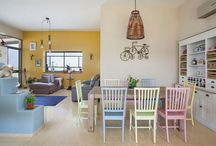 Pastels in the Kitchen