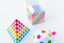DIY boxes & paper. / by Stacey Walker