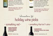 Holiday Season Wines