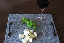 Granite pieces Upcycled