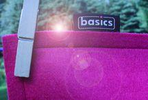 basics op kleur   kussen / pillow