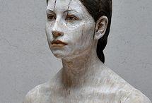 hout sculptuur