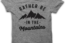 mountain shirts