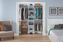 Home- Closets