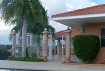 The villa of Curinjo holiday resort, Curacao / Currinjo holiday resort, the holiday villa on the resort