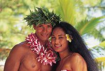 Hawaili çift
