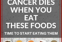 Anti carcinogens foods