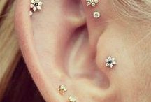 Perfect piercing.Luv it