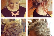 updos / by Chandler Cook