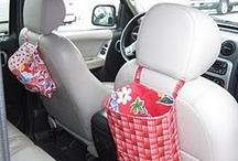 fabric car storage