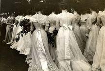 Edwardian Inspired Wedding / Inspiration to incorporate vintage Edwardian elements into your wedding