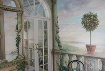 ζωγραφικη τοιχου
