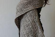 Knitting/Crochet / by Corrinne Carr