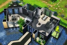 domy w the sims3