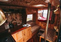 Beautiful Campervan Interior Inspiration