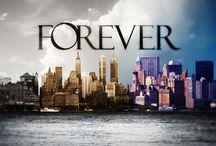 Forever ABC / Forever - ABC Tv Series - Starring: Ioan Gruffudd, Alana de la Garza, Joel David Moore, Donnie Keshawarz, Lorraine Toussaint, Judd Hirsch - created by Matt Miller