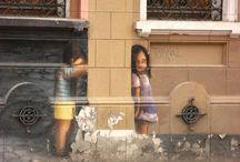 A arte das ruas