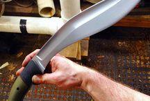 Khukuri knife