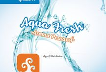 pewangi laundry aqua fresh