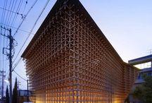 Arquitetura com Madeira