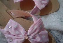 Dora's handmade sandals summer 15