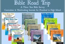 HOMESCHOOL -- Bible / ideas for teaching God's word to kids