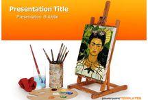 Frida-Kahlo templates