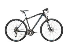 Gepida Cross 2015 / It is designed for more sporty riding with the mixed characteristics of Trekking and Race bikes. Just picture a version of stripped down trekking bike that was created geometrically superb and its tires capable of defying rolling resistance. It can be ridden on daily basis or at the weekend to chill out in the nature.