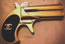 I love pretty guns.. :) / by Lisa Shauger