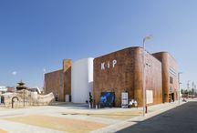 Padiglione KIP - Expo 2015 / ancoraggi strutturali con Mapefill e posa di ceramica con Ultralite Flex e Keracolor GG