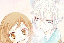 Tomoe x Nanami ❤