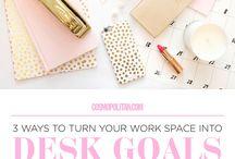 Organization // Desk