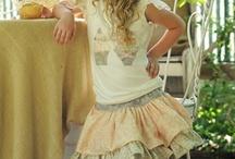 Style for the children / Delightful style inspiration for children