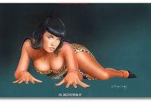 Pin Ups - Gennadiy Koufay