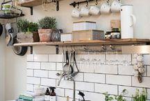 Keuken nieuw huis