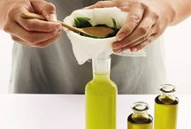 Make your own flavoured oils and vinegars