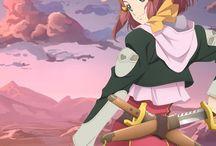 Tales of Zestiria Rose