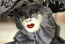 Mask of Venezia.