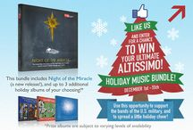 Contests and Promotions / Altissimo! frequently has offers and promotions where you can get FREE CDs!