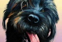 Pet Portrait Art / by The Portrait Photography Group