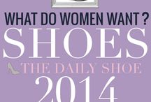 The Daily Shoe - 2014 / by The Daily Shoe