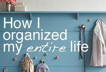 Home Organization and Frugal Living