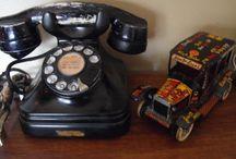 Antiques / Bring bring! Beep beep! / by Carolyn Jones