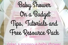 budget baby shower