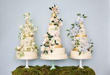 Wedding Cakes / by Katie Brown // Art Farm Blooms