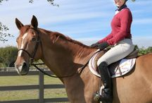 Equestrian Lifestyle / All things equine, from horse shows to barn time.