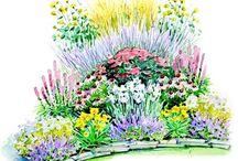 Garden bed designs