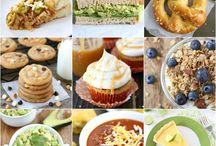 Best recipes of 2012