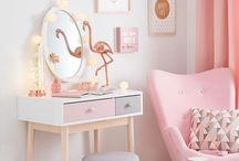 Cute girls bedroom