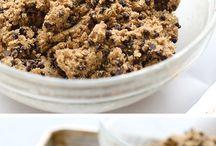 Healthier baked goods
